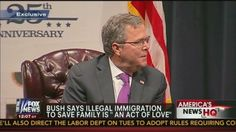 Jeb Bush Supports Amnesty for Illegal Aliens  http://www.alipac.us/f34/jeb-bush-supports-amnesty-illegal-aliens-321398/