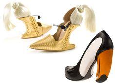 Zapatos del diseñador Kobi Levi