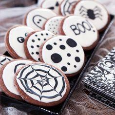 cookie decorating idea.