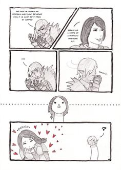 DA2: First Impression by gabulinka.deviantart.com on @deviantART