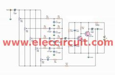 is used in mini function generator circuit with few components. The output 3 waveform, Sine,triangle, and square wave signals Circuits Class, Electrical Circuit Diagram, Ohms Law, Function Generator, Power Supply Circuit, Car Audio Amplifier, Electric Circuit, Electronic Schematics, Electrolytic Capacitor