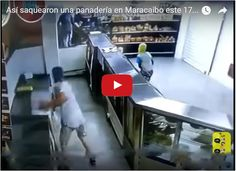 Vídeo interno del saqueo a panadería en Maracaibo  http://www.facebook.com/pages/p/584631925064466