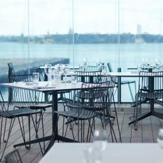 New opening: Ostro - The highly anticipated Seafarers building has opened its doors – we introduce you to Ostro.