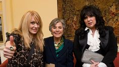 "photos of ann and nancy wilson of heart | We Write the Songs"" Event Celebrates ASCAP's Centennial and The ASCAP ..."
