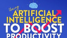 Artificial Intelligence, also known as AI, has sprung into the workplace. But what does this mean for our jobs? Fortunately, with how our technology is growing, AI systems will actually improve our work-life instead of hindering. Productivity In The Workplace, Business Infographics, Artificial Intelligence, Archive, Technology, Life, Tecnologia, Tech, Engineering