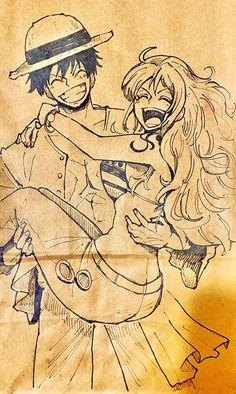 Luffy X Nami, Zoro, Nami One Piece, One Piece Fanart, Fairy Tail, Memes, Beast, Fan Art, Manga