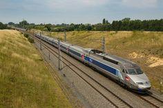 South African Railways, Norfolk Southern, Speed Training, France, Train Travel, High Speed, Locomotive, Railroad Tracks, Yards