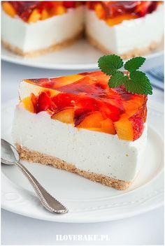 Archiwa: Bez pieczenia - I Love Bake Polish Recipes, Polish Food, Cheesecakes, Gelato, Mousse, Panna Cotta, Food And Drink, Cooking Recipes, Yummy Food