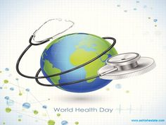 Let Us Pledge To Stay Healthy on this World Health Day