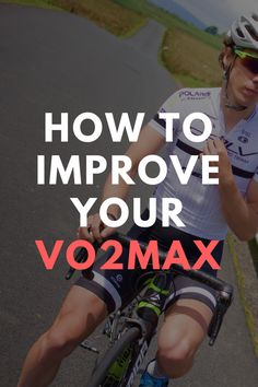 CLICK the pin now to learn how to increase your VO2MAX or 'maximum oxygen uptake' for enhanced cycling fitness: https://tombell.co/increase-vo2max/