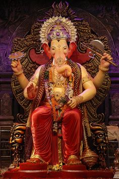 Famous Ganesh Pandals in Mumbai Photo Gallery, Pictures, Photos, Images, Pics Jai Ganesh, Ganesh Lord, Ganesh Idol, Ganesh Statue, Shree Ganesh, Ganesha Art, Baby Ganesha, Shri Ganesh Images, Ganesha Pictures