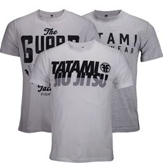 Listed Price: $34.99 Brand: Tatami The Tatami Shirt Triple Pack bundle is the perfect gift to add to your favorite��_