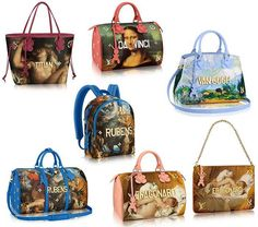 Masters Collection - Lous Vuitton x Jeff Koons