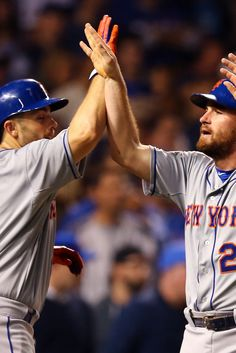 New York Mets Advance To 2015 World Series