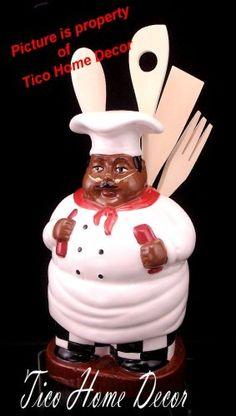 Black Chef Kitchen Utensil Holder Ack Http Www Amazon Com