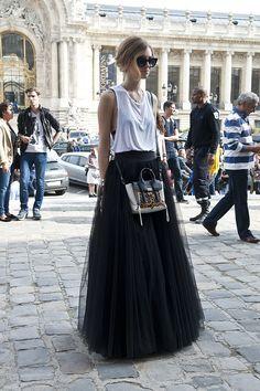 Style tracker — Street style - Chiara Ferragni