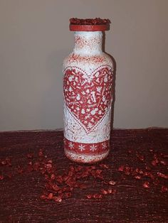 Check out this item in my Etsy shop https://www.etsy.com/listing/559084976/heart-vase-christmas-home-decor