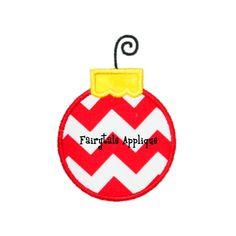 Digital Machine Embroidery Design  Ornament 3 by FairytaleApplique, $3.99