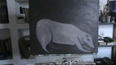 """""""Picure"""" Artista : Carlos Osorio Granado. Acrílico / canvas"""