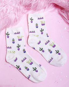 Socks - Cactus Socks