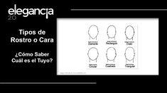Tipos de Rostro o Cara ¿Cómo Saber Cuál es el Tuyo? - Bere Casillas (Ele...