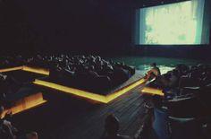 floating movie cinema -- love it!!!