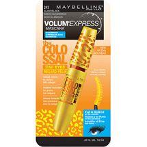 Walmart: Maybelline Volum' Express Colossal Cat Eyes Waterproof Mascara, Glam Black