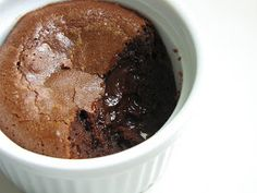 Life in Reviews: Individual Chocolate Lava Cakes