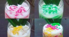 Bolu kukus mekar 5 BAHAN anti gagal tanpa air soda by falen ann Indonesian Desserts, Beverages, Drinks, Jello, Soda, Food And Drink, Menu, Pudding, Snacks