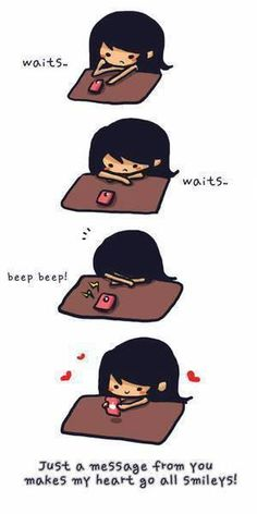Quotes About Love For Him : This is so cute and so true for long distance relationships Hj Story, Cute Love Stories, Love Story, Desenhos Love, Long Distance Love, Long Distance Boyfriend, Cute Love Cartoons, My Marine, Marine Corps