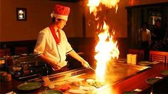 HIBACHI COOKING OIL Japanese Steakhouse Recipe 2 tablespoons sesame oil 1/3 cup extra virgin olive oil 1.2 cup rice cooking wine 1...