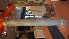 Colonne in marmo - http://achillegrassi.dev.telemar.net/project/colonne-stile-dorico-in-marmo-bardiglio-lucido/ - Colonne stile dorico in Marmo Bardiglio lucido Dimensioni:  250cm x 40cm x 40cm Ø 30cm