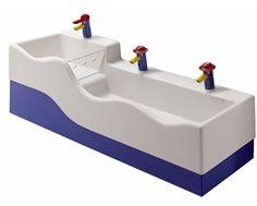 3Bambini-Play-and-wash-landscape-1350-x-300-mm-right-version-in-Varicor #смесители #раковина #sclux #интерьер
