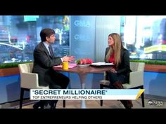 Secret Millionaire Dani Johnson on Good Morning America