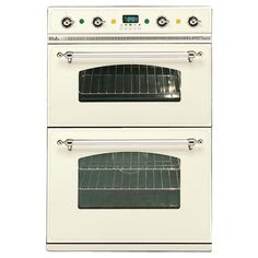 ILVE |   60CM NOSTALGIE ELECTRIC DOUBLE OVEN 201NMP