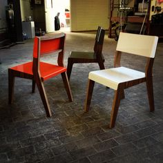 Housefish Lock chair, available now, $279