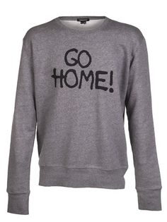 Jay-Z/SAMSUNG Magna Carta Album Release Commercial SURFACE TO AIR Go Home Sweatshirt #WTF $200?