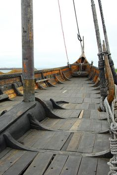 "The Viking Ship ""Icelander"", Njarðvík***Research for possible future project."