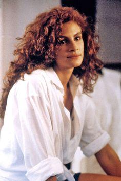 @PinFantasy - Julia Roberts, red hair - ✯ http://www.pinterest.com/PinFantasy/gente-~-celebs-celebridades/