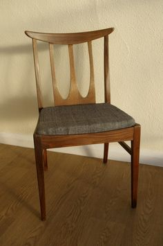 After photo of the teak chair