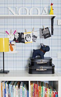 Mustavalkoinen pehmo   Koti ja keittiö   Kuvaussuunnittelu Mia Lundberg   Kuva Kirsi-Marja Savola Toy Chest, Storage Chest, Kids Room, Ikea, Koti, Furniture, Home Decor, Room Kids, Decoration Home