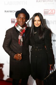 Raymond Weil - 2013 Classic Brit Awards - Labrinth and guest