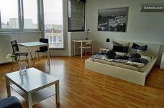 Apartamento pequeno e prático