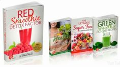 Weight loss detox - Red Smoothie Detox Factor