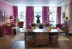 Firmdale Hotels - Drawing Room