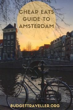 Cheap Eats Guide to Amsterdam. Discover budget-friendly cheap meals ranging from pizza and prosecco, Ethiopian food, home-cooked Dutch cuisine, sushi and more from a food- loving local.