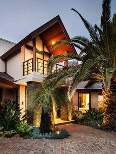 contemporary exterior design and photos