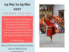 Enjoy the festivals of Bhutan and explore their culture. Plan a holiday tour for Bhutan for coming year.  #Bhutan #BhutanTourism #Destinations #Travelers #Love #Festivals #Happiness #TravelLove #Culture  P.S: Get in touch with us now for early bird discount for year 2017.