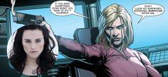 Katie McGrath (Merlin, Dracula) entrou para o elenco de Supergirl. A atriz será parte do elenco recorrente e interpretará Lena Luthor - irmã de Lex Luthor -