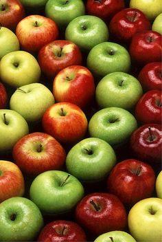 Granny Smith, Äpfel